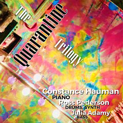 Constance Hauman The Quarantine Trilogy