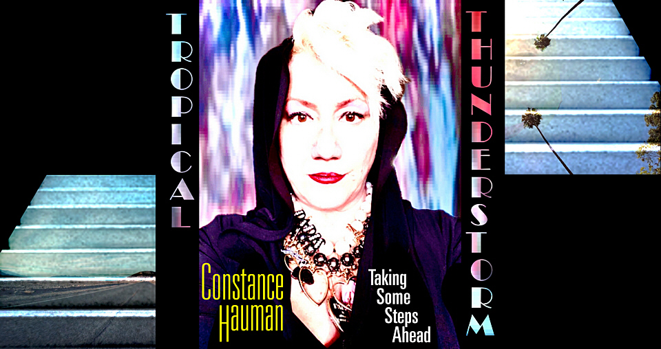 Constance Hauman - Taking Some Steps Ahead - Single Release